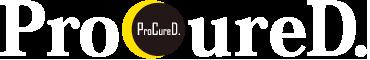 ProCureD.ロゴ